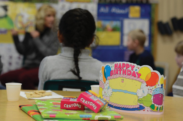 Head Start Birthday Party | JARB